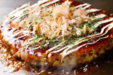 Okonomiyaki お好み焼き