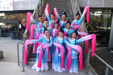 UCSD Chinese Dance Association