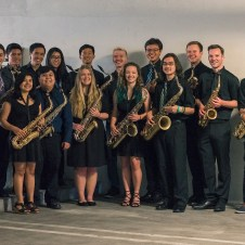 UCSD Hopkins Sax Jam