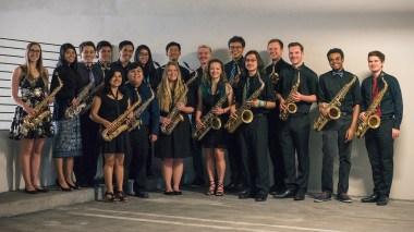 UCSD Hopkins Sax Jam