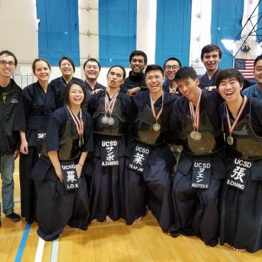 UCSD Kendo Club